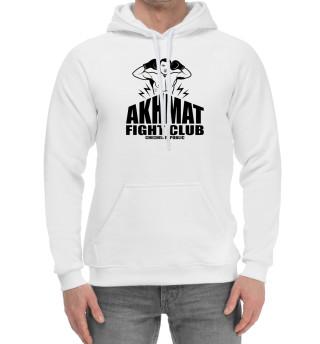 Женский хлопковый худи Akhmat Fight Club