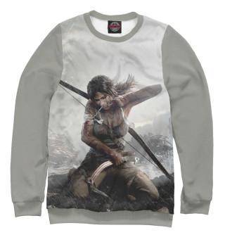 Мужской свитшот Tomb Raider