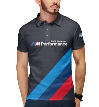 Мужское поло BMW Motorsport