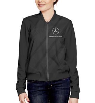 Женский бомбер Mercedes AMG