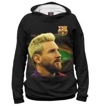 Мужское худи Messi king Leo