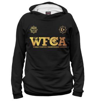 Мужское худи WFCA Gold