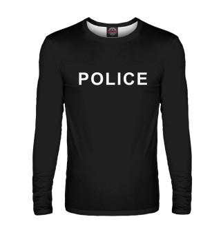 Мужской лонгслив Police