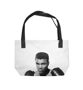 Пляжная сумка Мухаммед Али