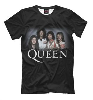 Мужская футболка Queen и Freddie Mercury