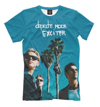 Мужская футболка Exciter