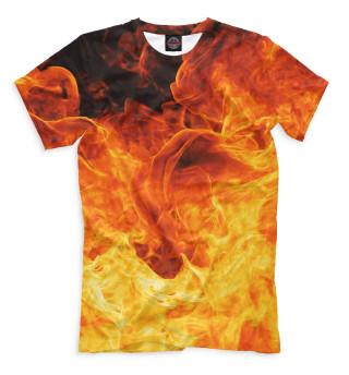 Огонь