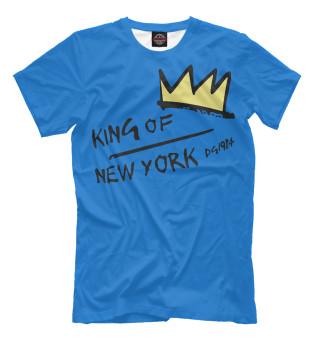 Мужская футболка King of New York