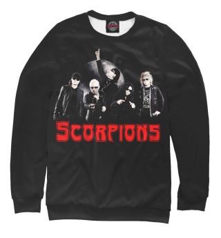Мужской свитшот Scorpions