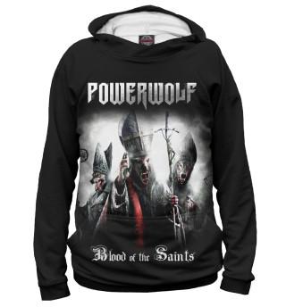 Мужское худи Powerwolf