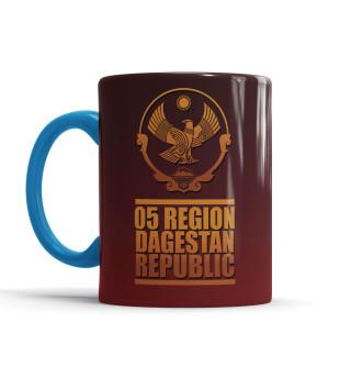 Кружка Дагестан