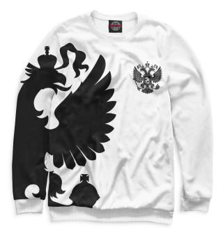 Мужской свитшот Герб России