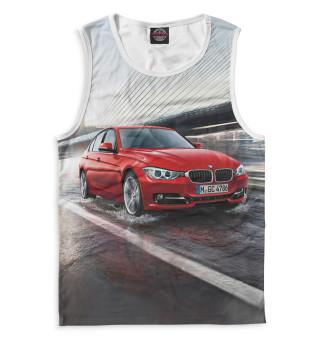 Мужская майка BMW