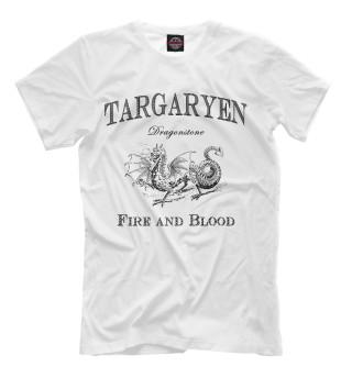 Мужская футболка Дом Таргариенов
