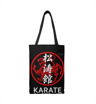 Сумка-шоппер Karate Shotokan
