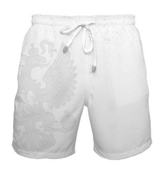 Мужские шорты Белые шорты