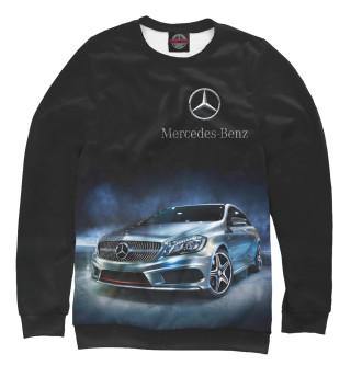 Мужской свитшот Mercedes