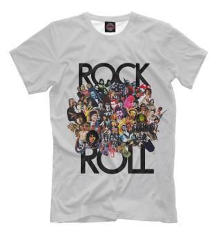 Мужская футболка Rock-n-Roll