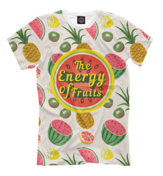 The energy of fruits