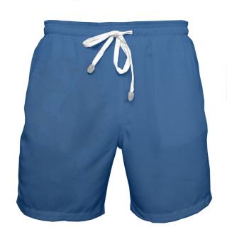 Мужские шорты Синие шорты