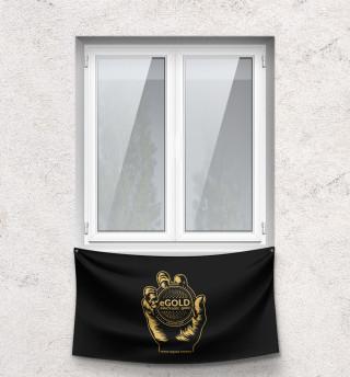 Флаг HandGold eGOLD