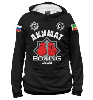 Мужское худи Akhmat Boxing Club