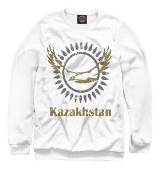 Мужской свитшот Солнечный Казахстан