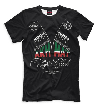 Мужская футболка Akhmat - Fight Club