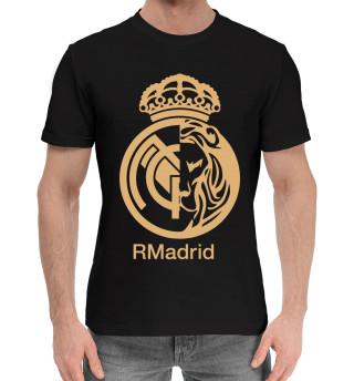 Женская хлопковая футболка Real Madrid