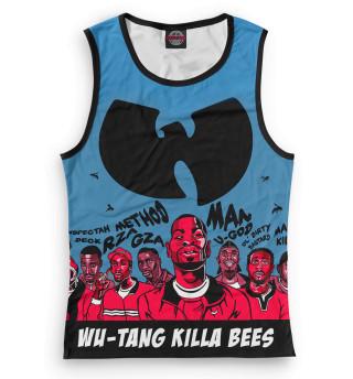 Майка для девочки Wu-Tang Clan