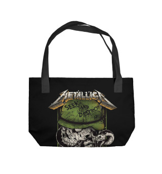 Metallica Seek and Destroy