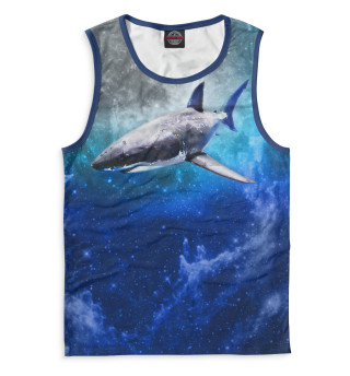 Акула в космосе