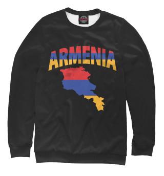 Женский свитшот Армения