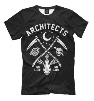 Мужская футболка Architects