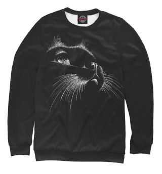 Женский свитшот Cat