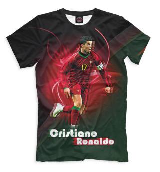 Мужская футболка Криштиану Роналду