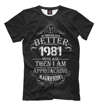 №1 в 1981