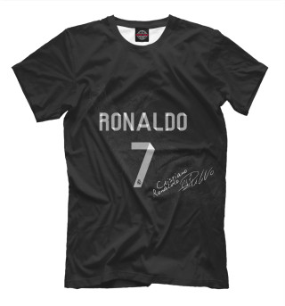 Мужская футболка Автограф Роналду