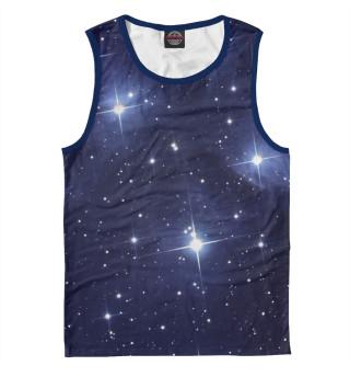 Майка для мальчика Звездное Небо