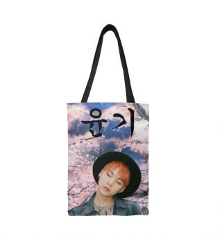 Сумка-шоппер BTS Suga
