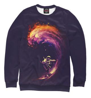 Мужской свитшот Space Surfing
