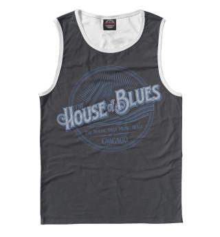 Мужская майка House of Blues