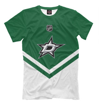 Мужская футболка Dallas Stars