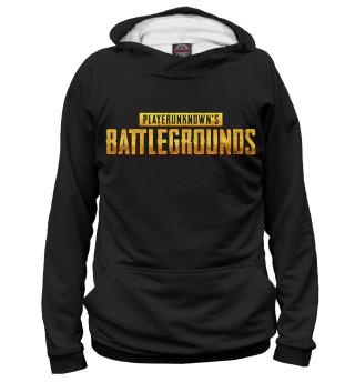 Мужское худи PlayerUnknown's Battlegrounds