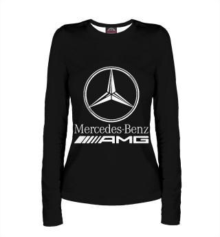 Женский лонгслив Mersedes-Benz AMG