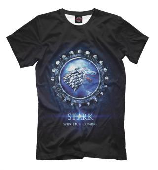 Мужская футболка Stark