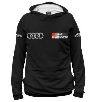 Мужское худи Audi Quattro