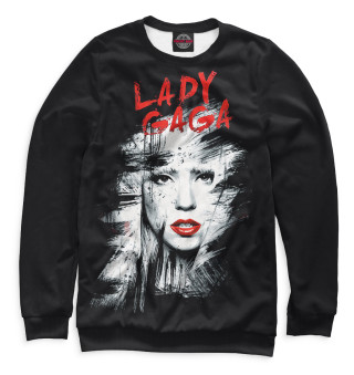 Мужской свитшот Lady Gaga