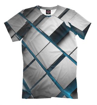 Мужская футболка Текстура