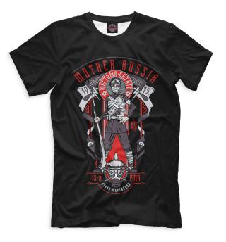 Мужская футболка Атака мертвецов